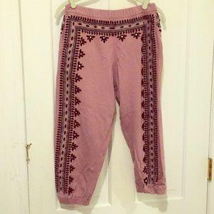 Free People Sweatpants medium